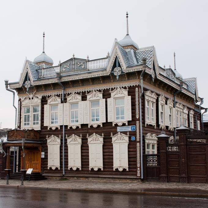 Irkutsk – the Middle of the Earth