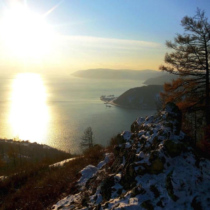 Exploring Southern Baikal in Winter